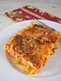 Spicy Chicken Lasagna
